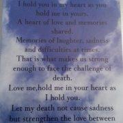 Heart poem