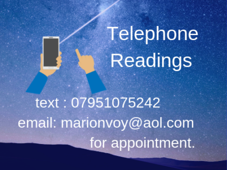 tarot reading by telephone