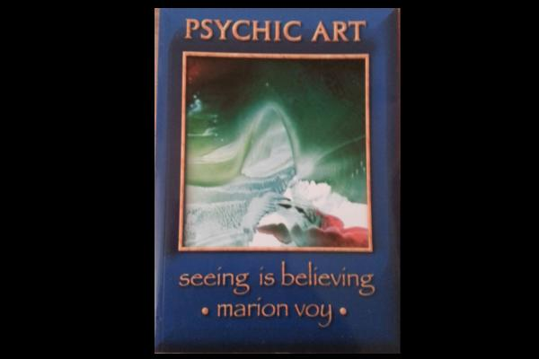 book Psychic Art Seeing is Believing