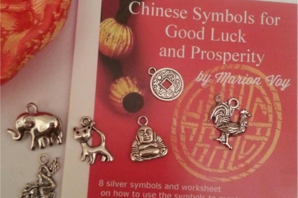 chinese symbols for good luck