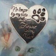 heart pet charm